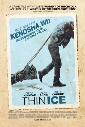 Thin Ice (2011) DVD Release Date