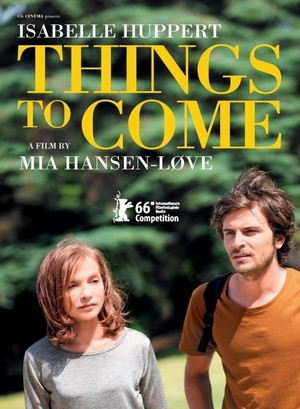 Things to Come (2016) DVD Release Date