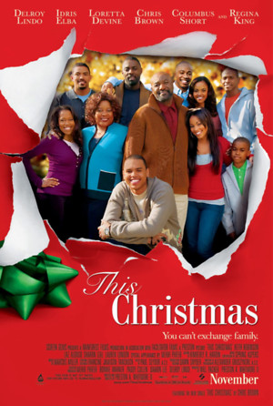 This Christmas DVD Release Date November 11, 2008