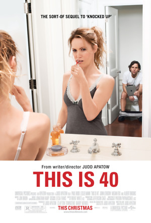 This Is 40 (2012) DVD Release Date