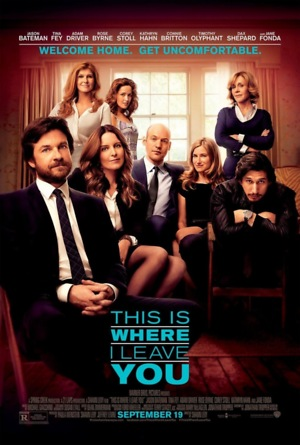 This Is Where I Leave You (2014) DVD Release Date