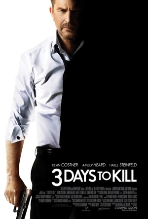 3 Days to Kill (2014) DVD Release Date