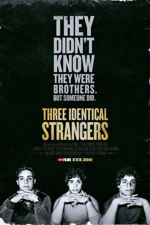 Three Identical Strangers (2018) DVD Release Date