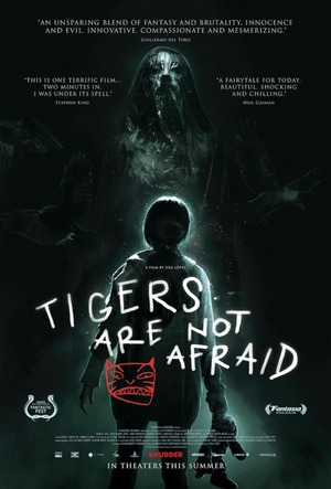 Tigers Are Not Afraid (2017) DVD Release Date
