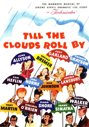 Till the Clouds Roll By (1946) DVD Release Date