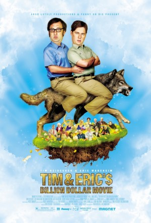 Tim and Eric's Billion Dollar Movie (2012) DVD Release Date