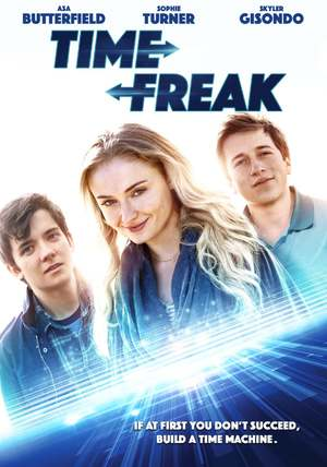 Time Freak (2018) DVD Release Date