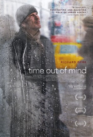 Time Out of Mind (2014) DVD Release Date