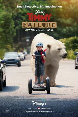 Timmy Failure: Mistakes Were Made (2020) DVD Release Date
