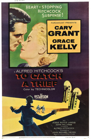 To Catch a Thief (1955) DVD Release Date