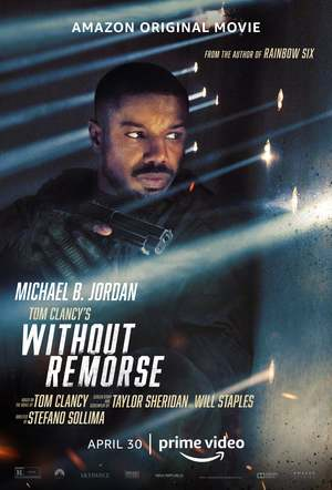 Tom Clancy's Without Remorse (2021) DVD Release Date