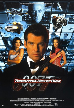 Tomorrow Never Dies (1997) DVD Release Date