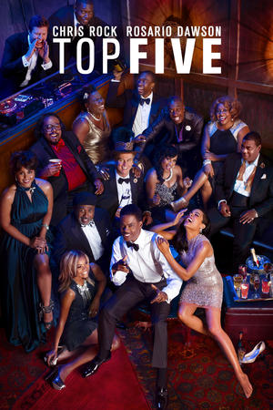 Top Five (2014) DVD Release Date