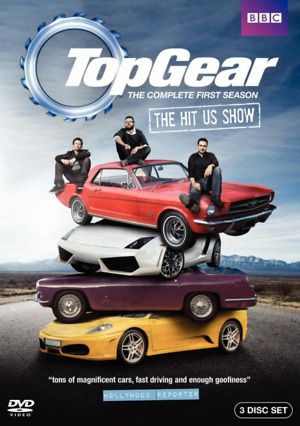 Top Gear USA (TV Series 2010-) DVD Release Date