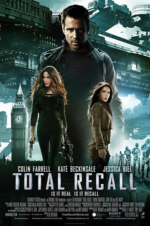 Total Recall (2012) DVD Release Date