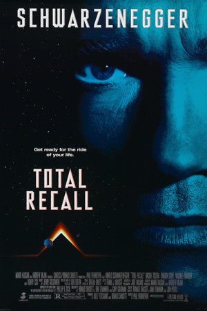 Total Recall (1990) DVD Release Date