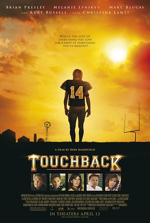Touchback (2011) DVD Release Date