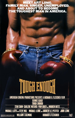 Tough Enough (1983) DVD Release Date