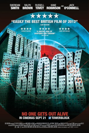 Tower Block (2012) DVD Release Date
