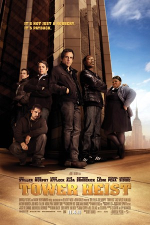 Tower Heist (2011) DVD Release Date