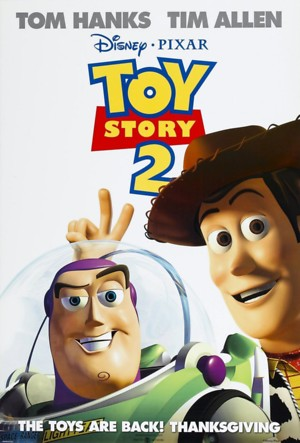 Toy Story 2 (1999) DVD Release Date