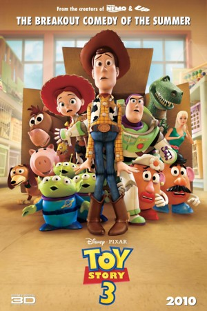 Toy Story 3 (2010) DVD Release Date