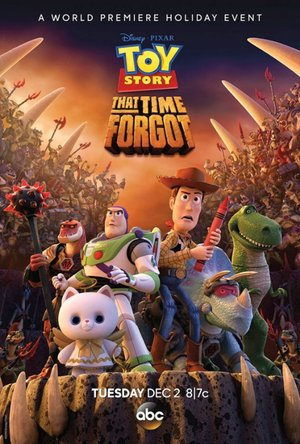 Toy Story That Time Forgot (2014) DVD Release Date