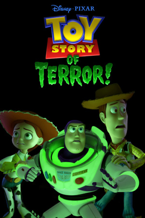 Toy Story of Terror (2013) DVD Release Date