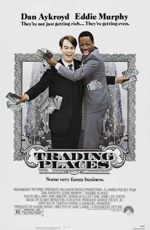 Trading Places (1983) DVD Release Date