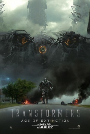 Transformers Age Of Extinction (2014) DVD Release Date