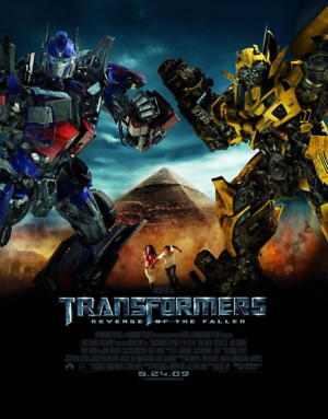 Transformers: Revenge of the Fallen (2009) DVD Release Date