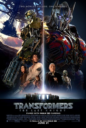 Transformers: The Last Knight (2017) DVD Release Date