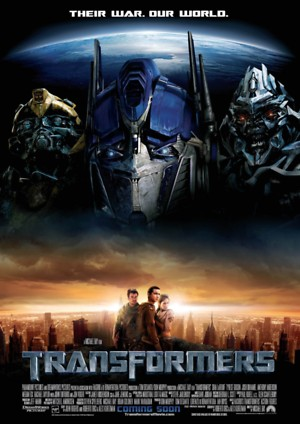 Transformers (2007) DVD Release Date