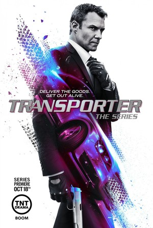 Transporter: The Series (TV Series 2012- ) DVD Release Date