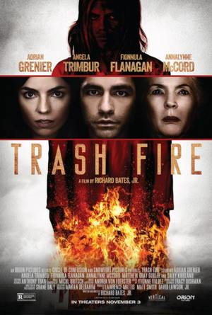 Trash Fire (2016) DVD Release Date