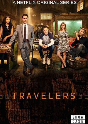 Travelers (TV Series 2016- ) DVD Release Date