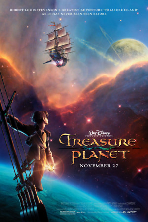 Treasure Planet (2002) DVD Release Date