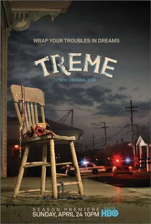 Treme (TV Series 2010- ) DVD Release Date