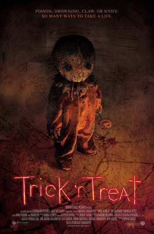 Trick 'r Treat (2007) DVD Release Date