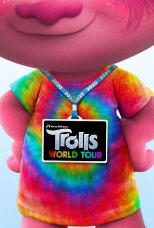 Trolls World Tour Dvd Release Date July 7 2020