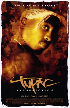 Tupac: Resurrection (2003) DVD Release Date