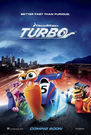 Turbo (2013) DVD Release Date