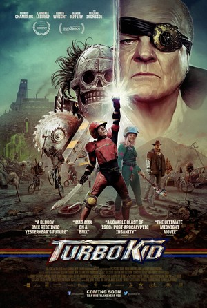 Turbo Kid (2015) DVD Release Date