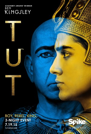 Tut (TV Mini-Series 2015) DVD Release Date