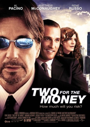 Two for the Money (2005) DVD Release Date