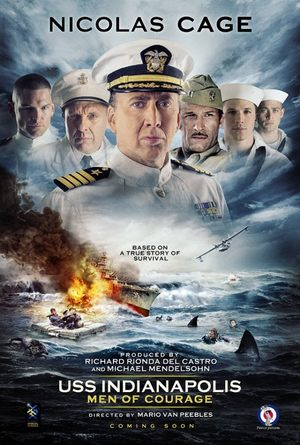 USS Indianapolis: Men of Courage (2016) DVD Release Date