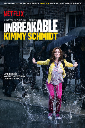 Unbreakable Kimmy Schmidt (TV Series 2015- ) DVD Release Date