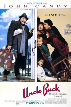 Uncle Buck (1989) DVD Release Date