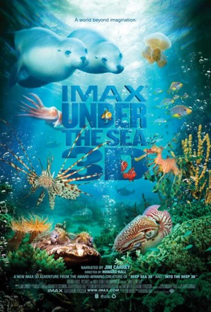 Under the Sea 3D (2009) DVD Release Date