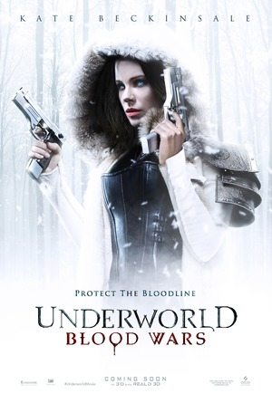 Underworld Blood Wars (2016) DVD Release Date